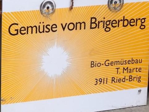 Gemüse vom Brigerberg